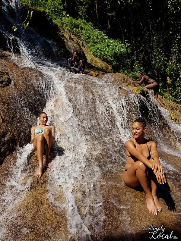 friends at Waterfalls