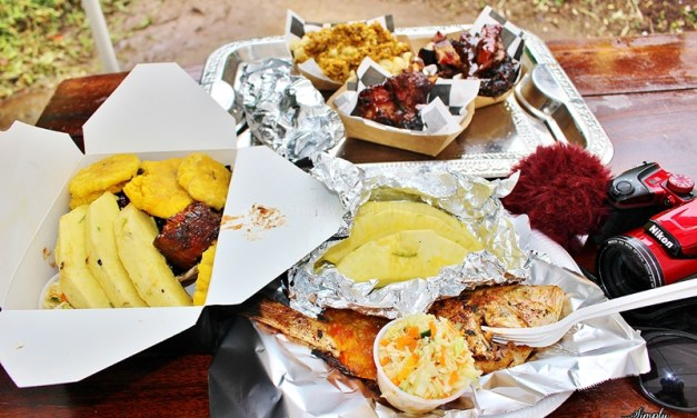 Jamaican Food w/ a Gourmet Twist at Street Food Saturdays