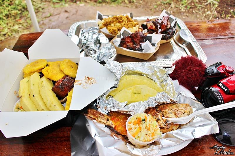 Jamaican Food w/ a Gourmet Twist at Street Food Saturdays