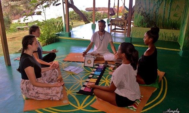 Reset w/ Yoga, Meditation & Gourmet Vegan Meals at Go Natural Jamaica
