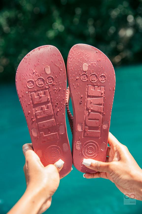 ipanema sandals love life sole