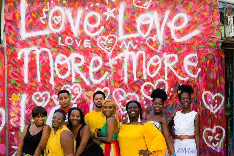 Paint The City with Kingston Creative's Art Walk