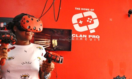 Experience Jamaica 's 1st Virtual Reality & Esports Centre