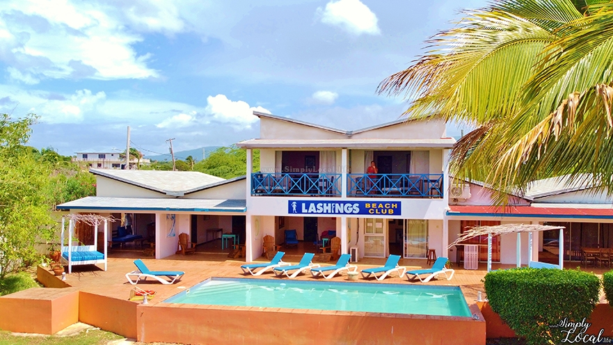 Lashings Boutique Hotel & Beach Club's Paradise