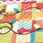 simply Lovely Things quick Holly Jolly inspired ChristmasPillow