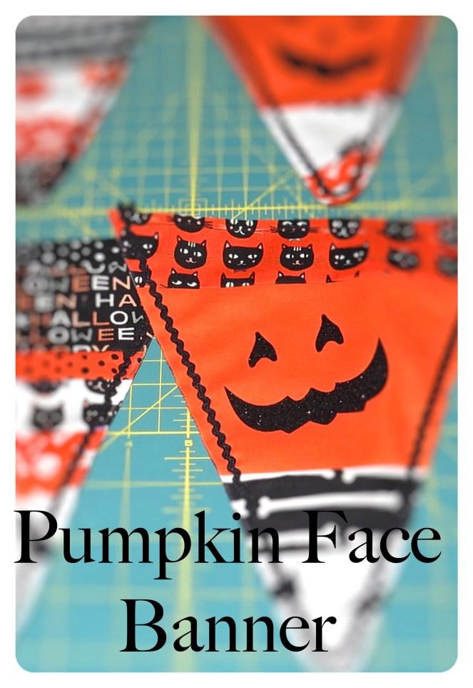 Sweet Halloween Banner Idea