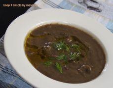 supa de linte cu fenicul