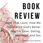Book Review – Love That Lasts