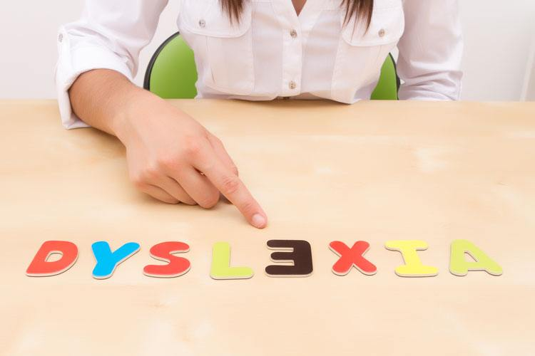 Warning Signs for Dyslexia