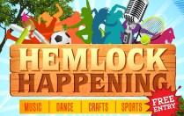 Hemlock Happening Festival 2018 – Bramcote, Nottinghamshire