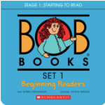 BOB Books Set 1 helps teach how to read at Kindergarten level