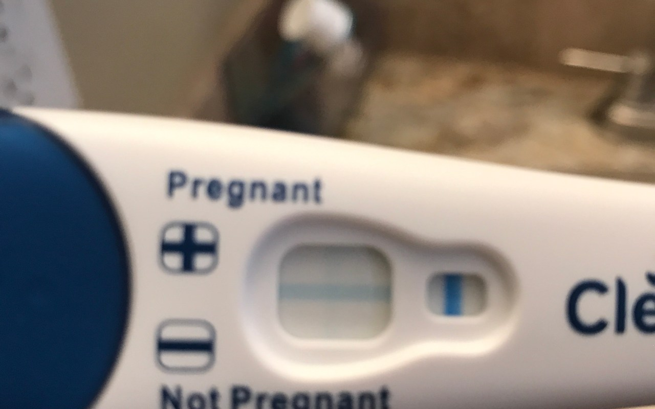 Pregnancy Announcement: Baby #2