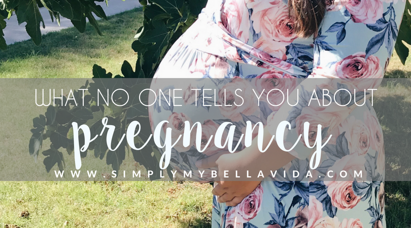What No One Tells You About Pregnancy