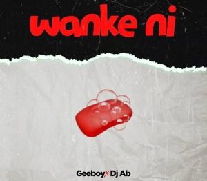 Geeboy Ft DJ Ab – Wanke Ni