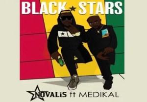 Novalis Ft Medikal  – Black Stars