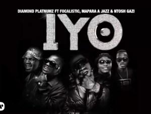Diamond Platnumz – IYO Ft Focalistic, Mapara A Jazz, & Ntosh Gazi