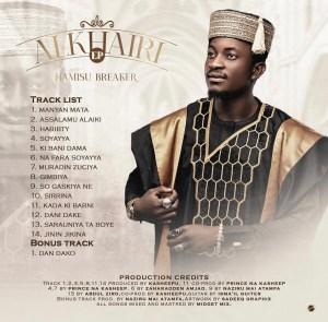 Hamisu Breaker – Alkhairi EP