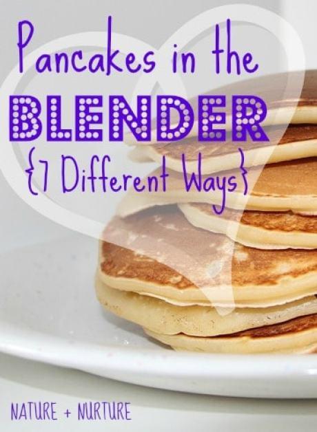 quick pancakes