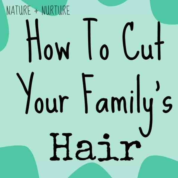 How To Cut Your Own Hair – How To Save Money at Home Part 2