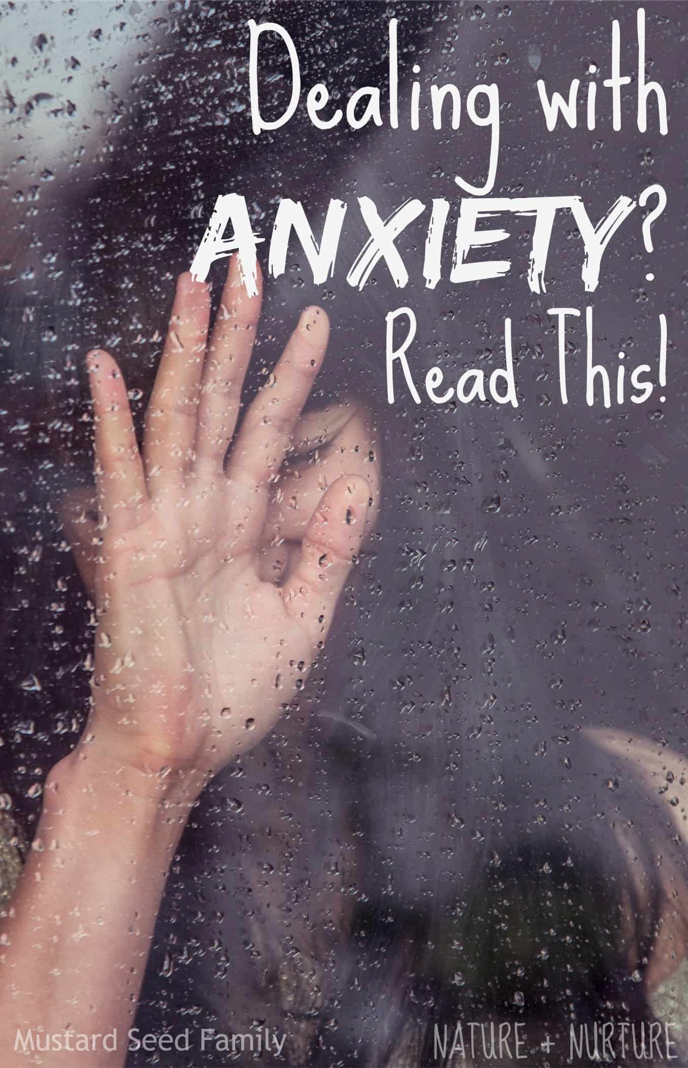 Dealing with Anxiety God's Way