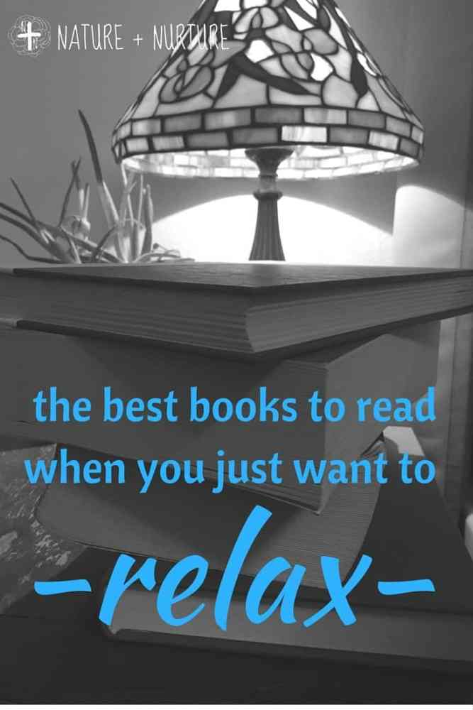 Best Books to Help You Relax