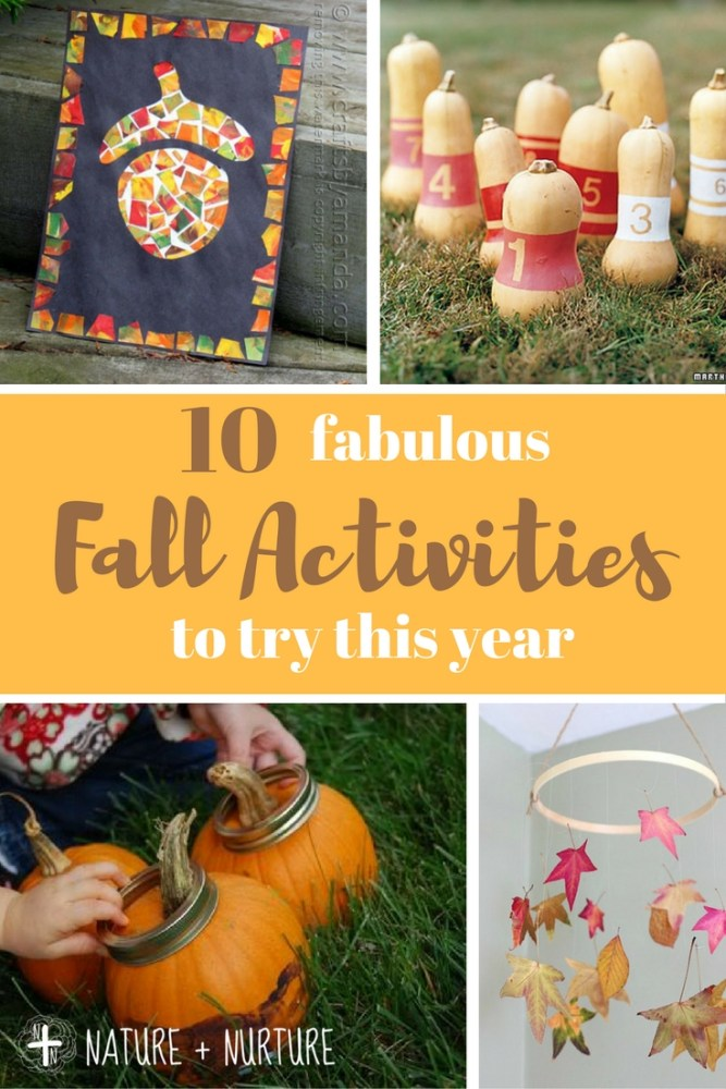 Best Fall Activities For Families