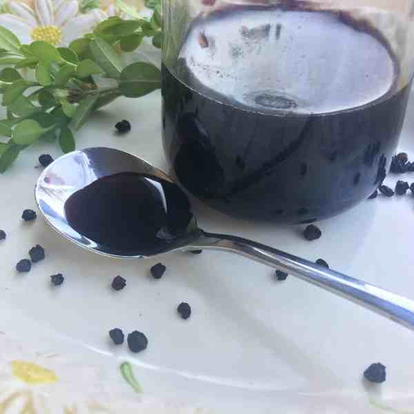 How to Make Elderberry Syrup (Natural Remedy for Cold and Flu)