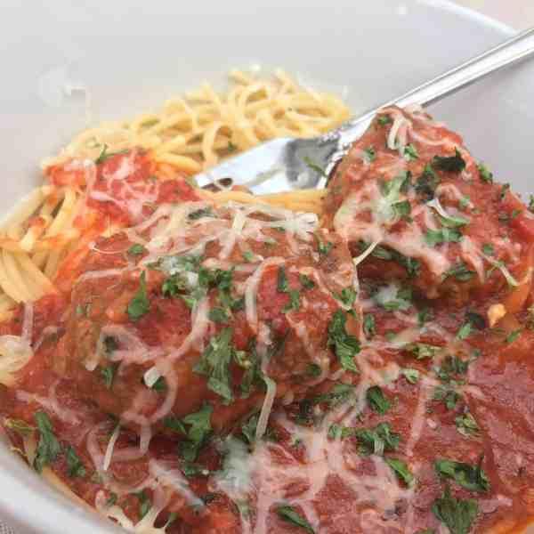 Best Spaghetti and Meatballs Recipe Ever!