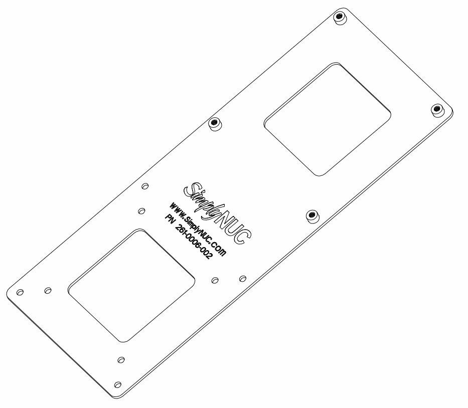 VESA Extension Bracket (Sidewinder)
