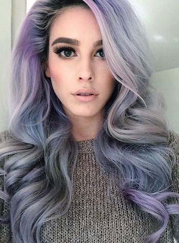 Winter Fall 2015 Hair Color Trends Guide Simply Organic