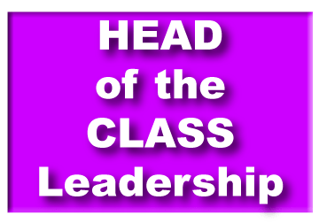 Head of the Class Leadership Program