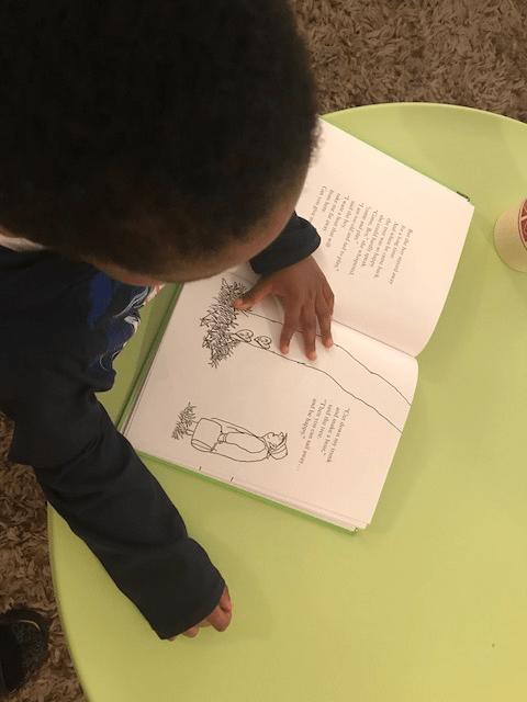 corban reading