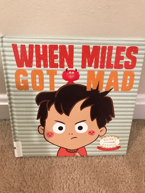 miles mad book