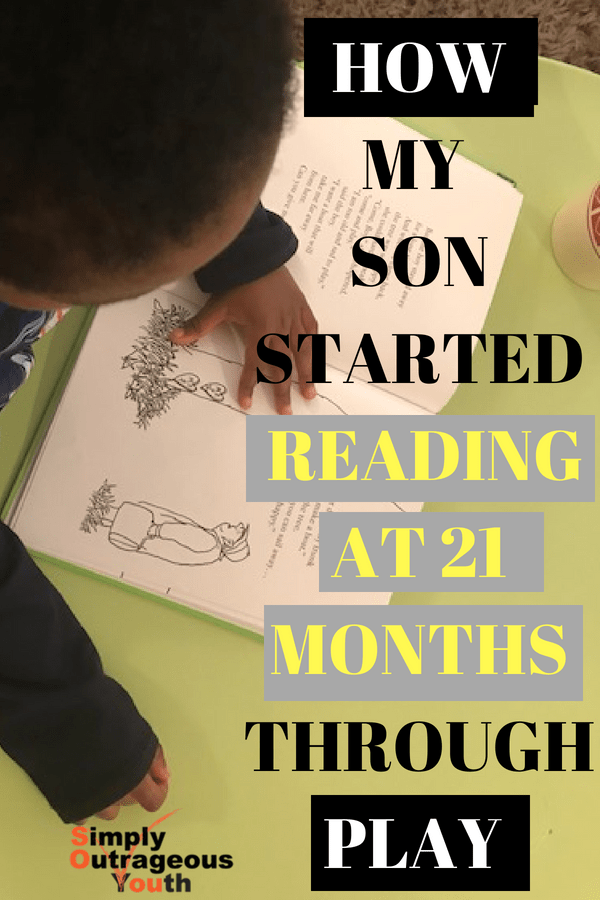 HOW I TAUGHT MY TODDLER TO READ AT 21 MONTHS THROUGH PLAY