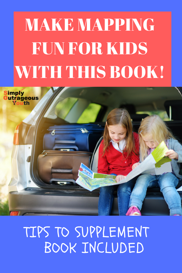 MAKE MAPPING FUN FOR KIDS WITH THIS BOOK
