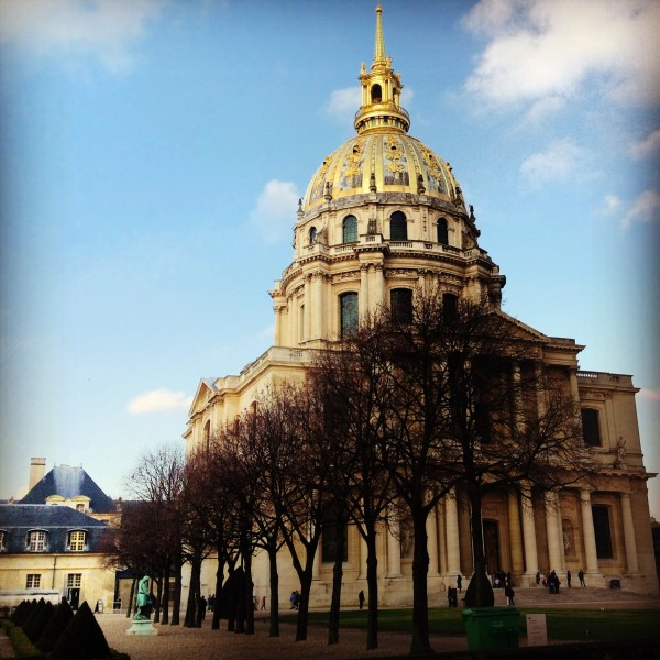Les Invalides Paris Simply
