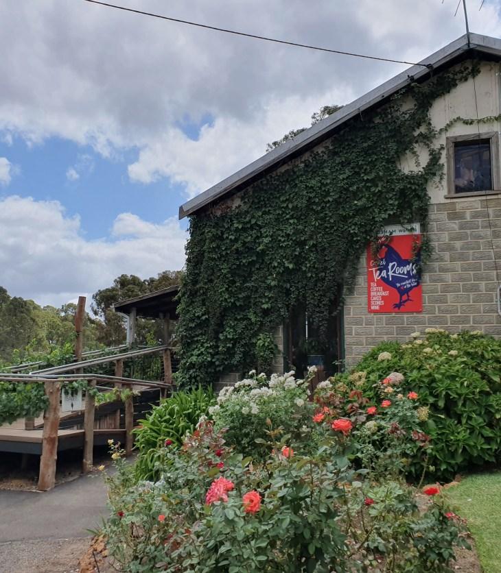 Carmel Tea Rooms