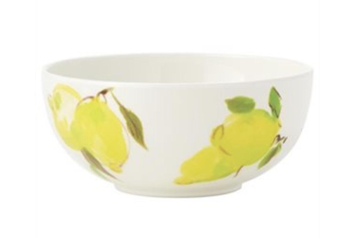 kate spade melamine bowl