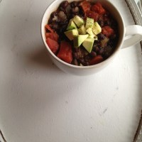 Black Bean Soup Recipe + VIDEO