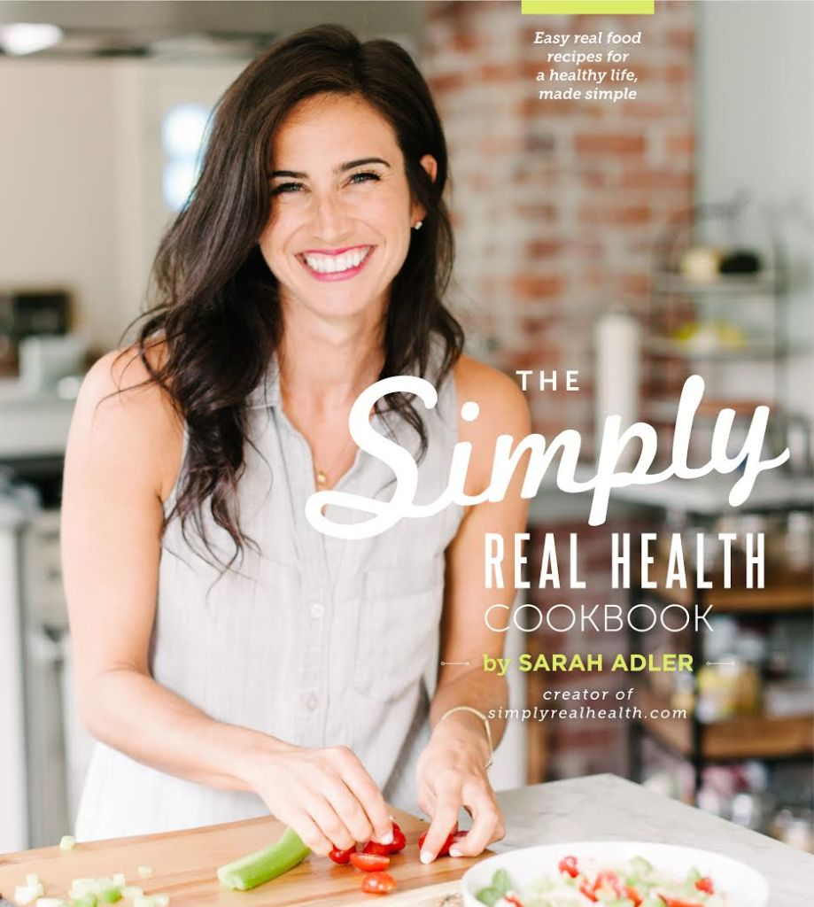The simply real health cookbook on sale now for Simply simple