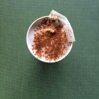 Winter Warm Up // Yerba Mate Latte