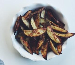 Yes, I  Do Eat Potatoes..