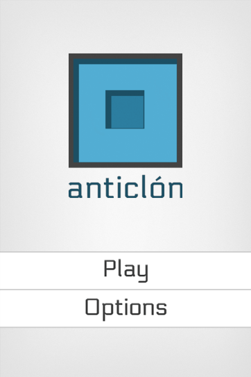 Anticlon is a minimal but addictive puzzle game.
