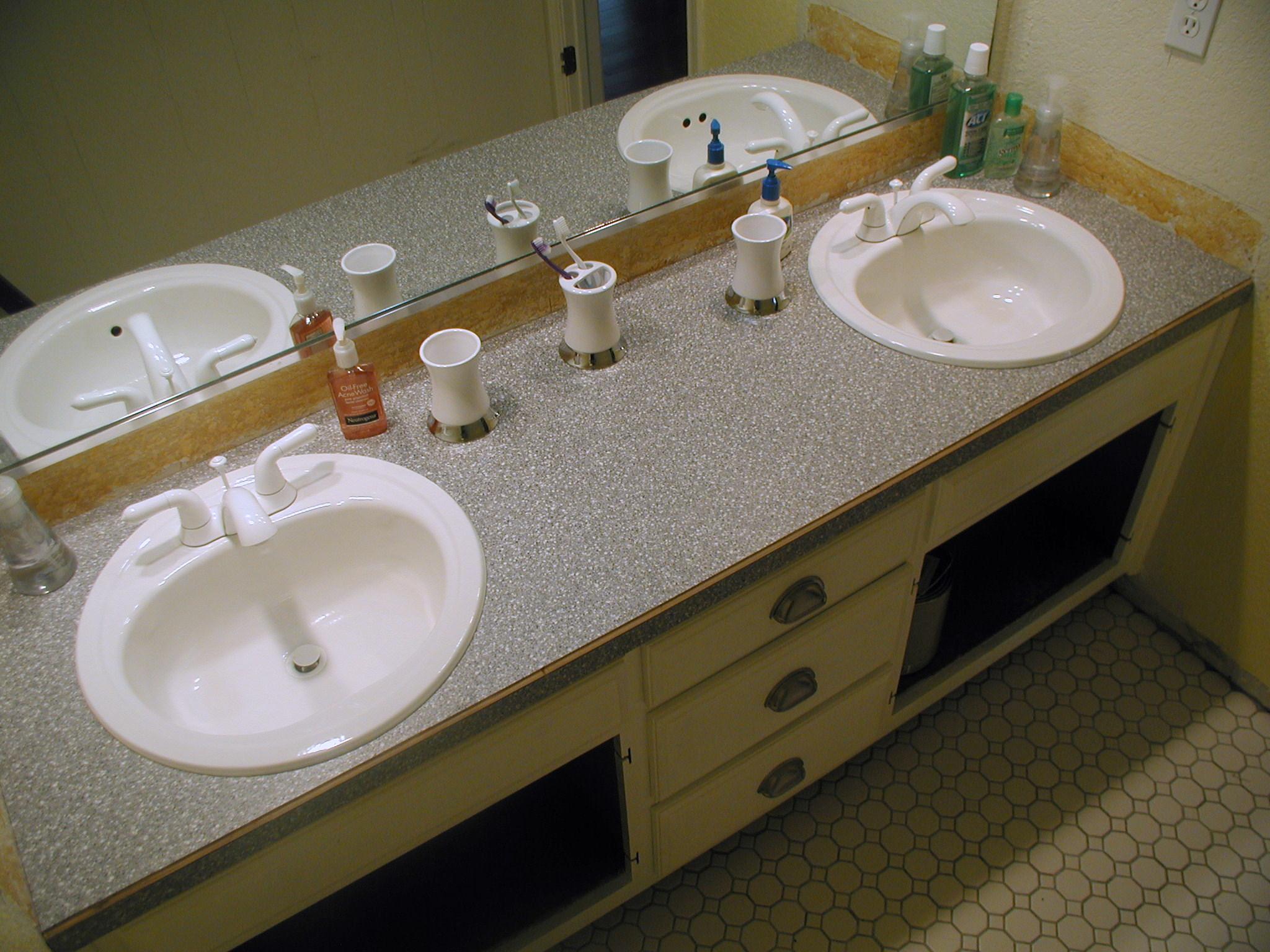 Vanity Countertop Different Options Best Online Cabinets