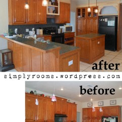 How To Make Kitchen Cabinets Elegant Las Vegas Project Making With Doors Become Open Shelves The
