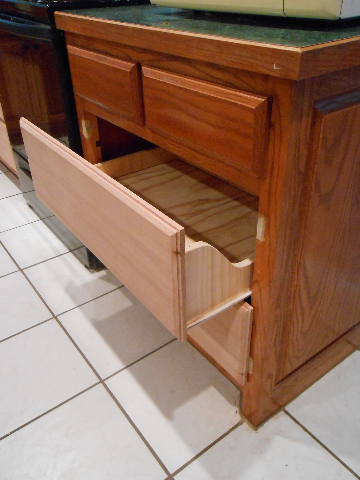 kitchen pull out drawers free outdoor plans for pot storage  front porch cozy