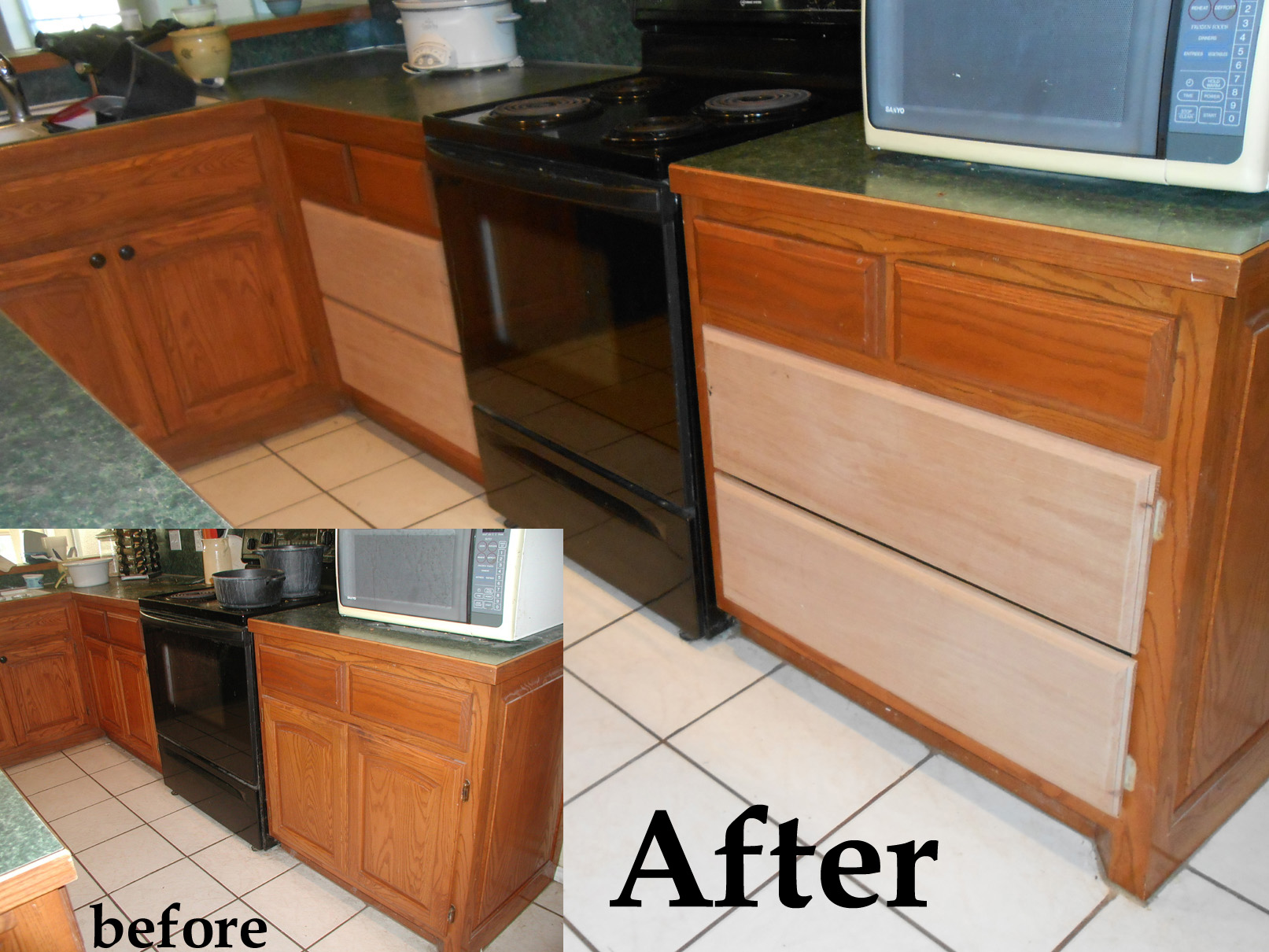 kitchen cabinet with drawers pop up electrical sockets for kitchens pull out pot storage  front porch cozy