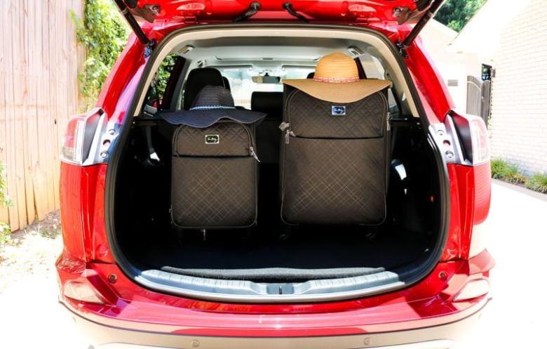 big trunk space