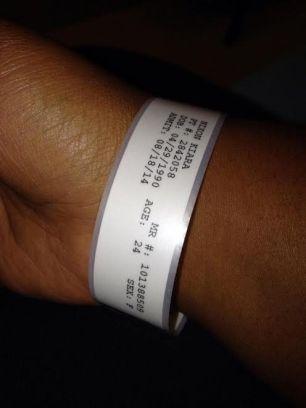 hospitalband