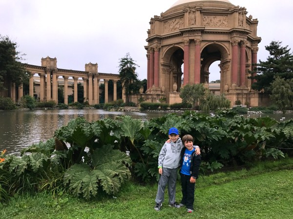 Exploring San Francisco With Kids Free And